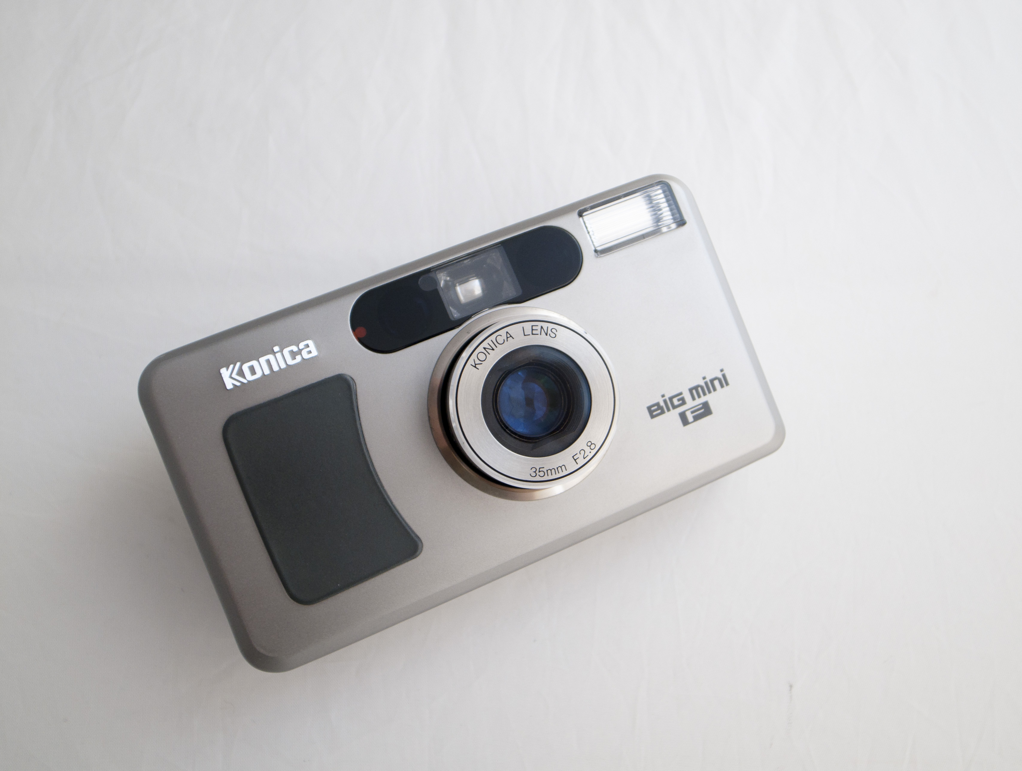 The Konica Big Mini - The ultimate bargain compact - Japan Camera Hunter