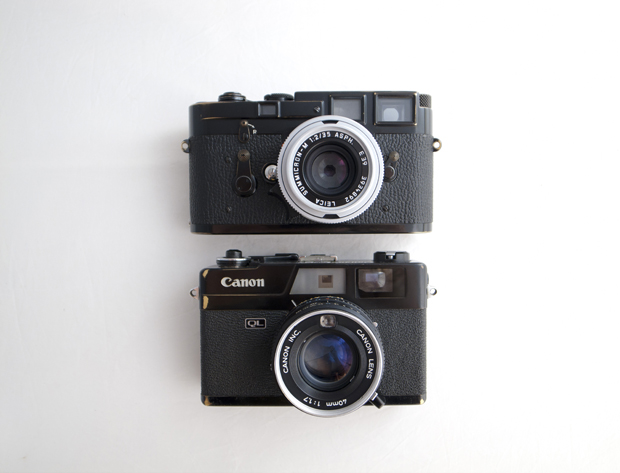 Why Rangefinders? By Anthony Chang
