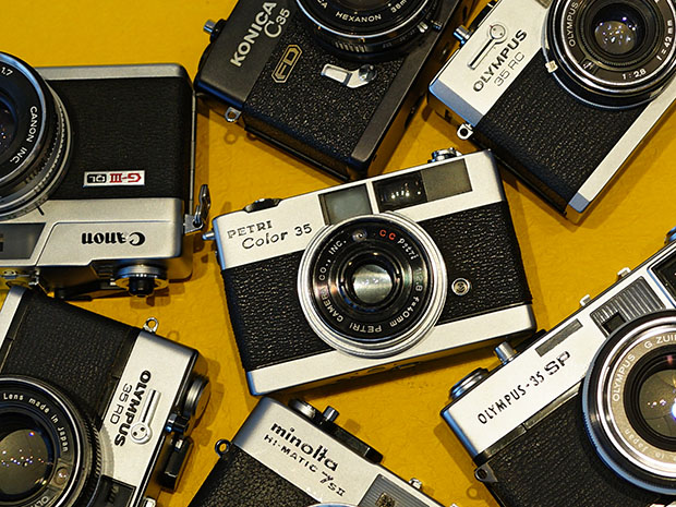 Film for the Digital Photographer - Cameras By Dan K